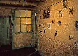 O quarto de Anne Frank